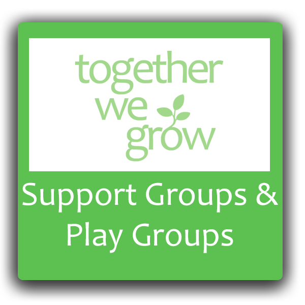 Support Groups and Play Groups button
